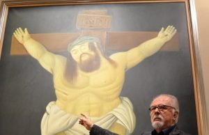 In mopstra a Roma Fernando Botero