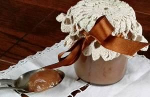 Confettura di castagne