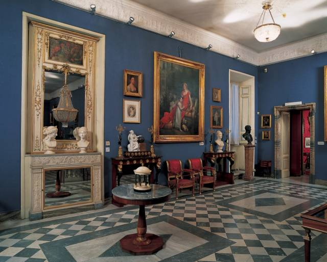 mistery rooms al museo